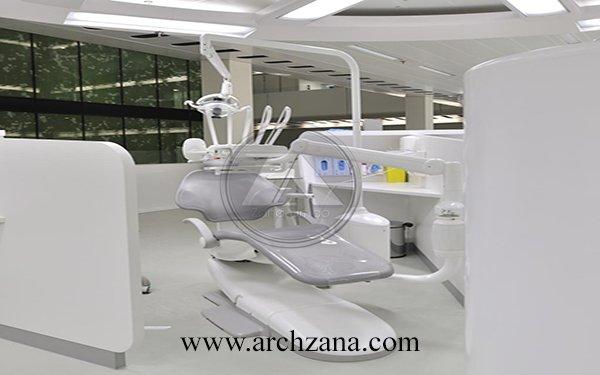 دکوراسیون کلینیک دندانپزشکی