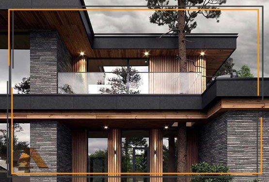 طراحی نما در ساختمان